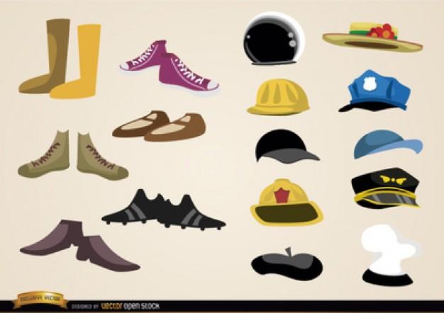 Chaussures et chapeaux 2019