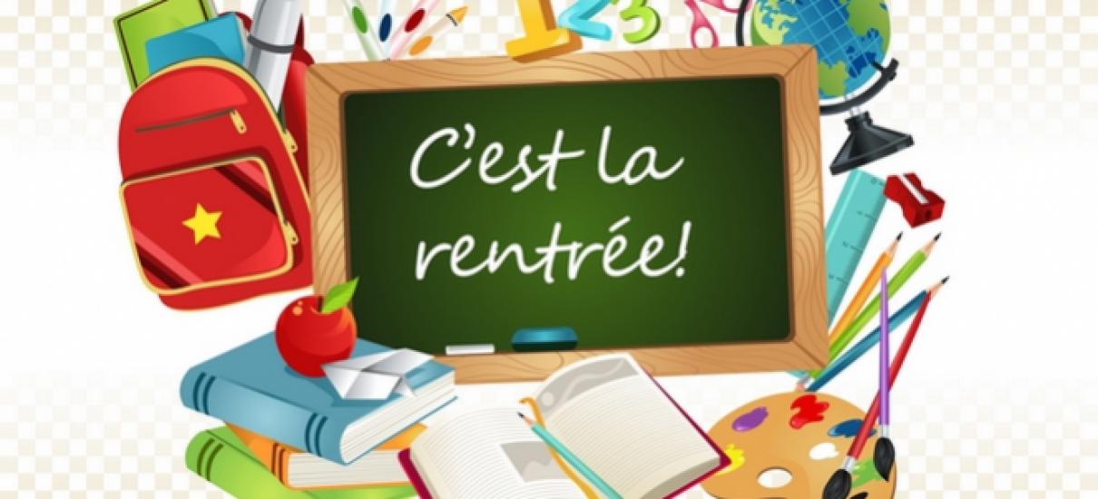 Rentrée 2019 : listes des classes et des fournitures