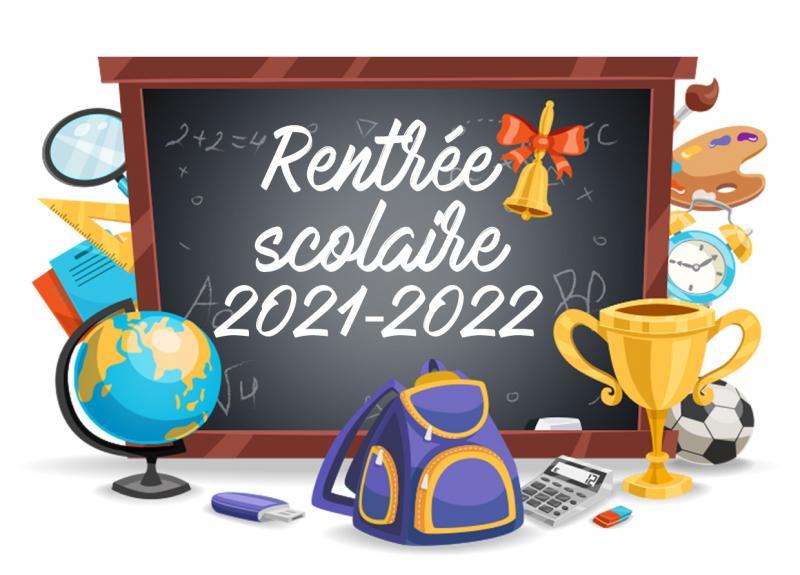 Rentrée 2021 : listes des fournitures